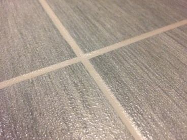 Grout Joint After