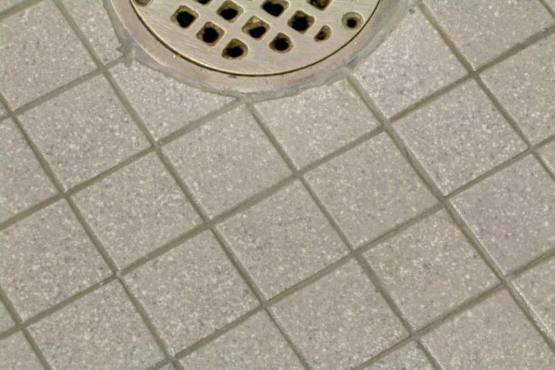 Gray Drain After